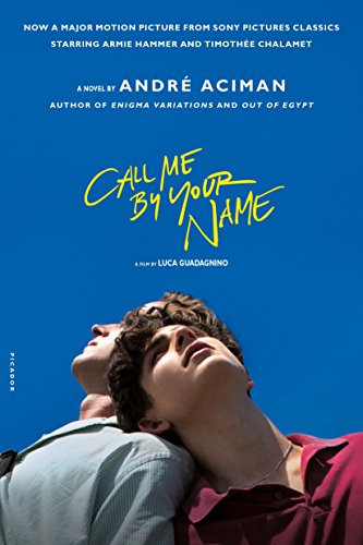 Book Cover Call me by your name Gay Erotica for Women