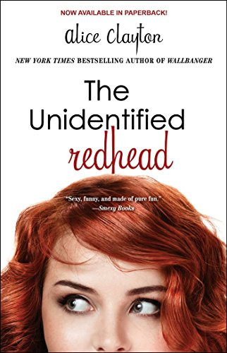 Age Gap Romance Book the unidentified redhead by Alice Clayton