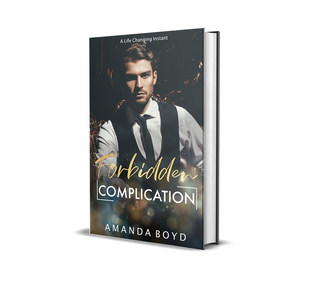 Book Cover of the Free Erotic Romance Story Forbidden Complication