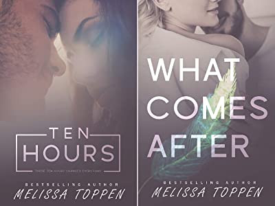 Cover of the Ten Hours Duet by Melissa Toppen great Erotic Romance Series