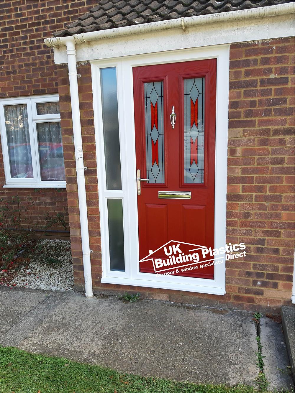 solidor - composite door - witney - oxford