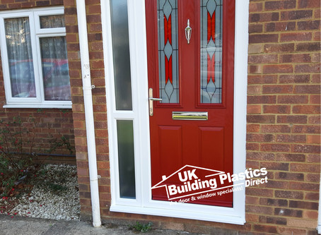 Factory price composite doors that WE can install for you!