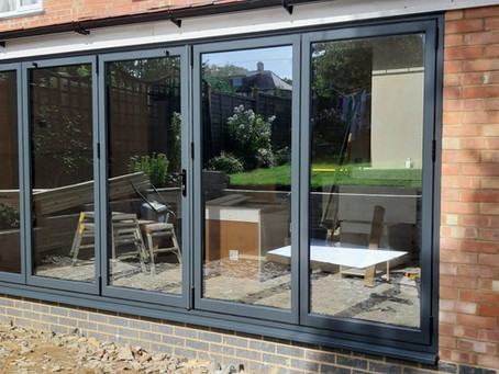 Reasons Why Homeowners Should Consider DIY External Bi Folding Doors