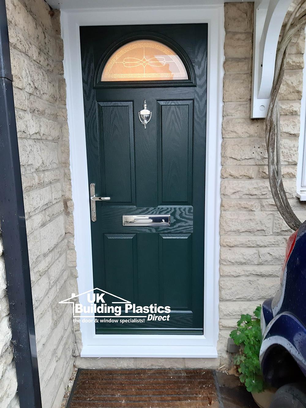 Composite door - front door - Witney - Oxford