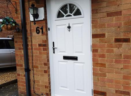 Are customers replacing UPVC doors??