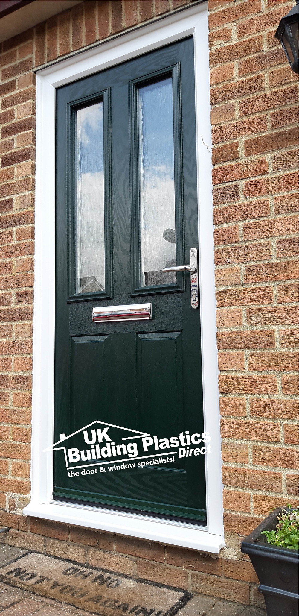 Composite Door - Witney - Oxford