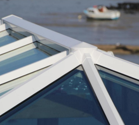 UPVC Lantern Rooflight