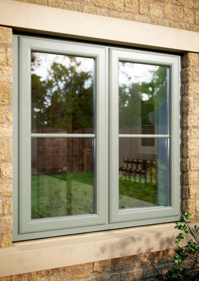 Profile 22 - Optima - Witney - Oxford - UPVC Window