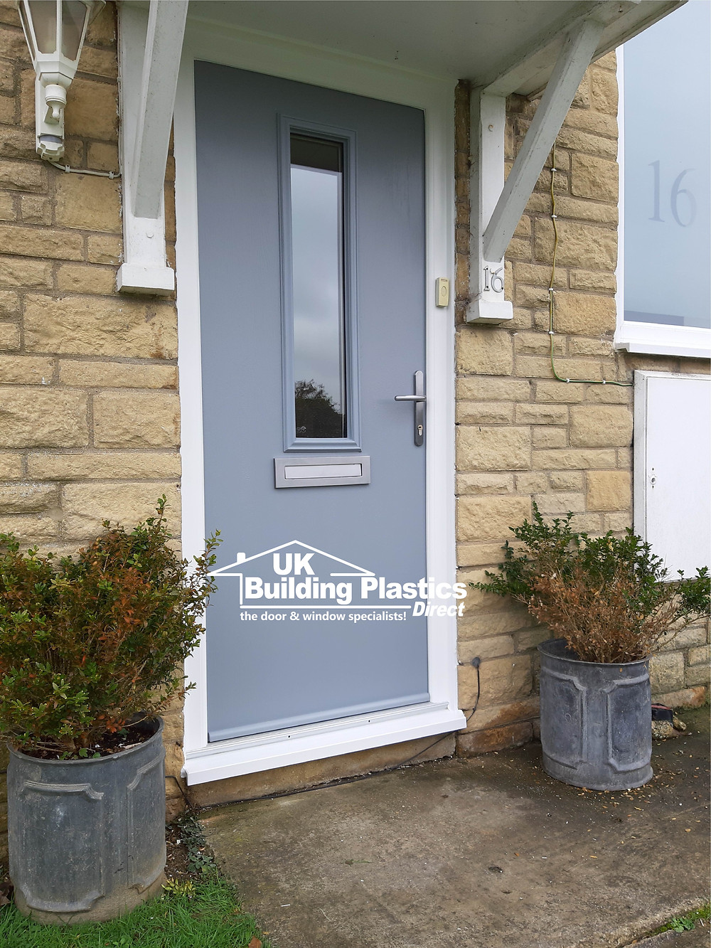 Solidor - Composite Door - Witney - Cowley
