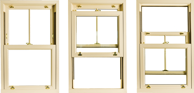 UPVC Sash Window - Ecoslide - Witney - Oxford