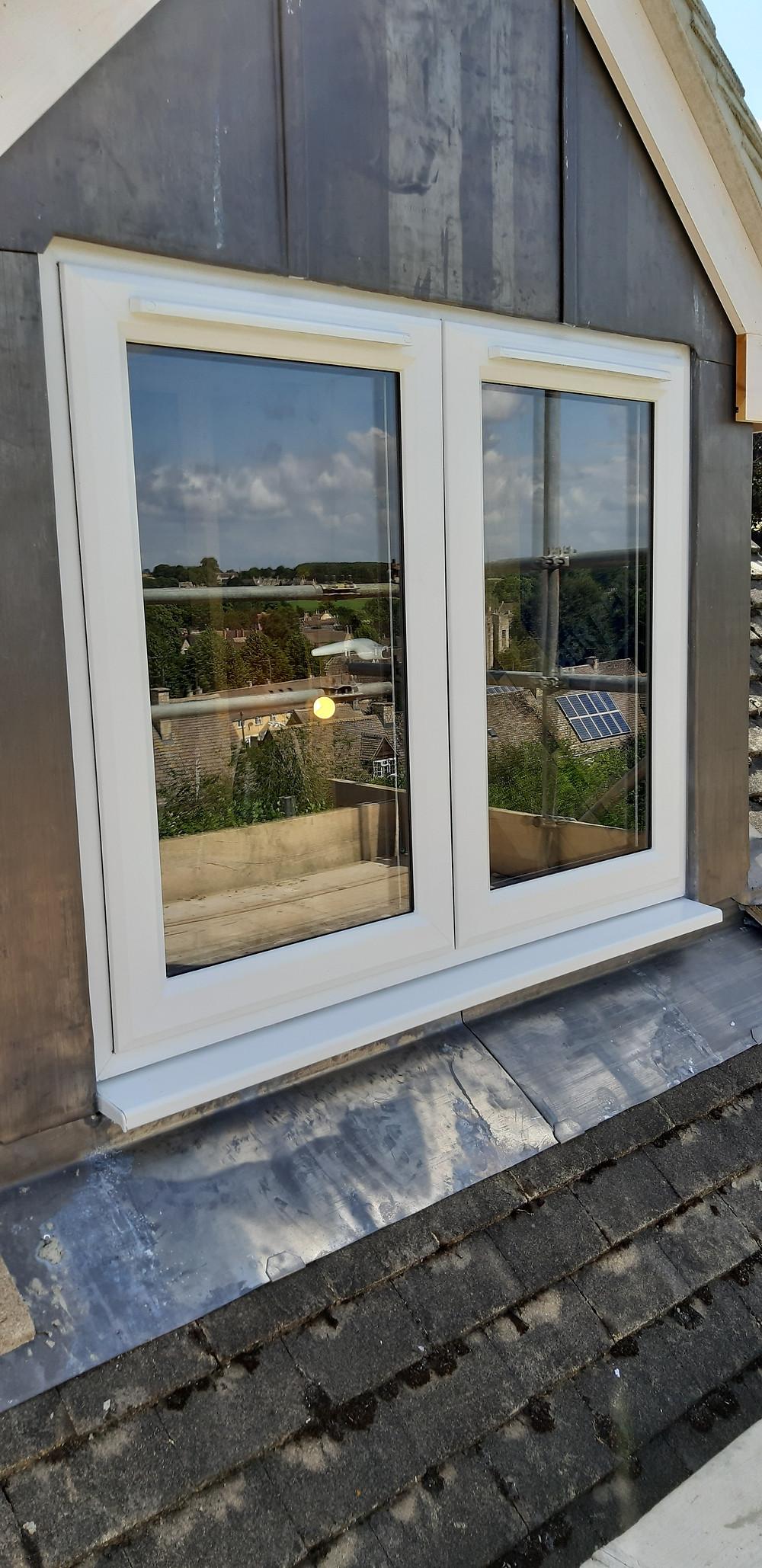 Optima UPVC Windows - Burford - Oxfordshire