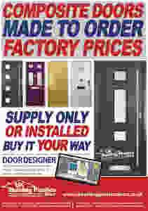 Composite Doors - Witney - Oxford - UK Building Plastics Direct