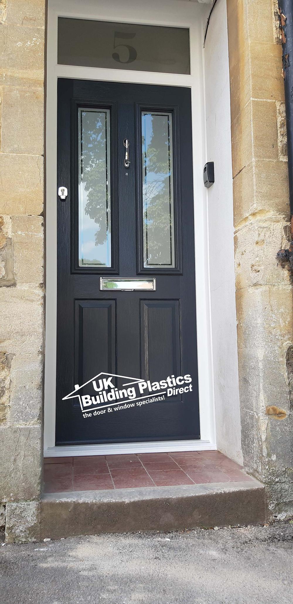 Solidor Composite Door Installation In Fairford
