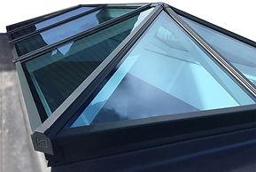 Korniche Aluminium Lantern Rooflight