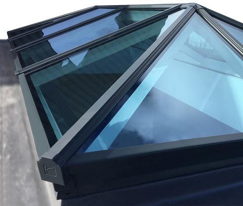 Korniche - Lantern - Aluminium - Witney - Oxford