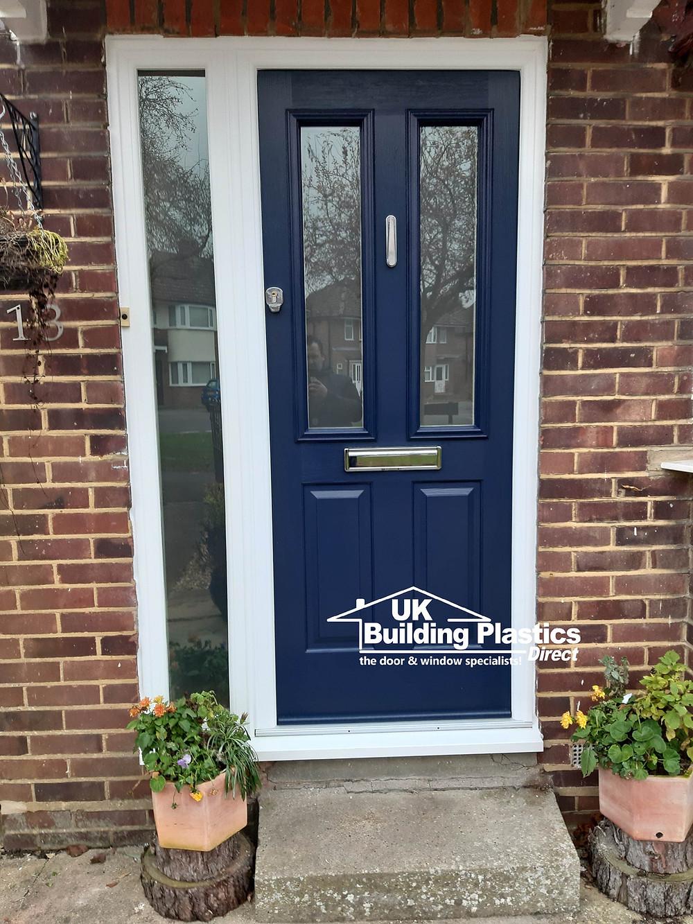 Solidor - Front Door - Witney - Oxford