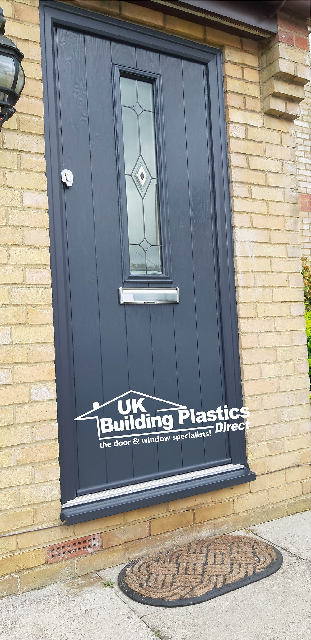 Composite Door - Solidor - Long Hanborough