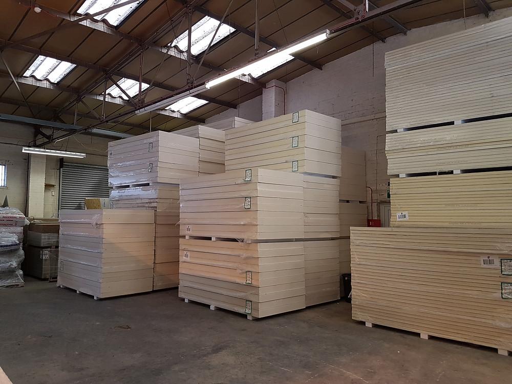 Insulation - PIR - Celotex - Quinntherm - Witney - Oxford