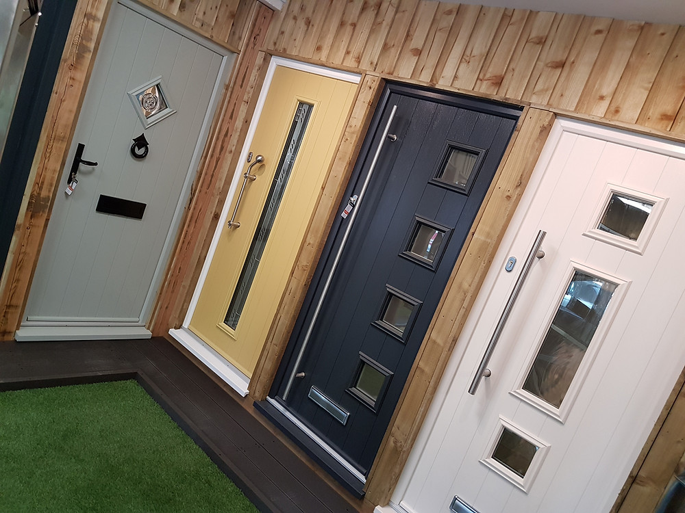 Solidor Composite Front Doors Witney Oxford