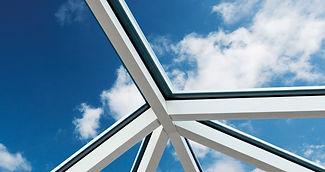 Rooflight Lantern skylight