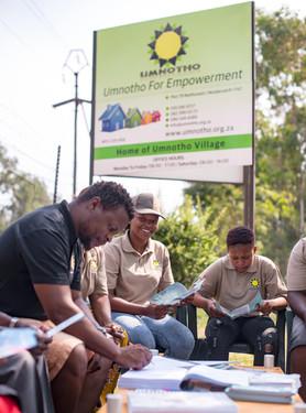 Community Bank Meeting