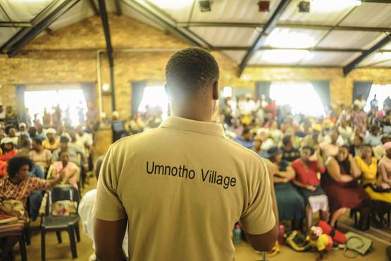 Umnotho Village Community