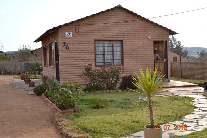 A decent house