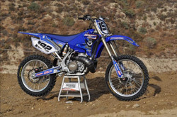 Scalvini Pipes USA YAMAHA YZ 250-2