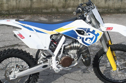 Scalvini Pipes USA Husky 2014 TC85 2