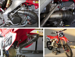 Scalvini Honda CR250 project
