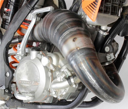 Scalvini Pipes USA KTM 125
