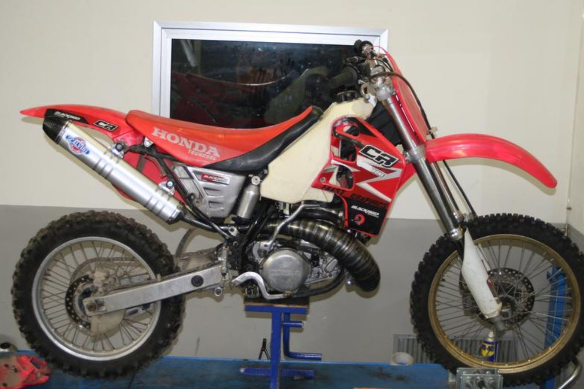 Scalvini Honda CR 500 Pipe 159 007