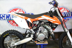 Scalvini Pipes USA KTM 2016 85