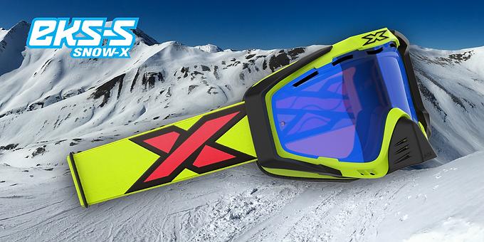 EKS-S Snow Goggles