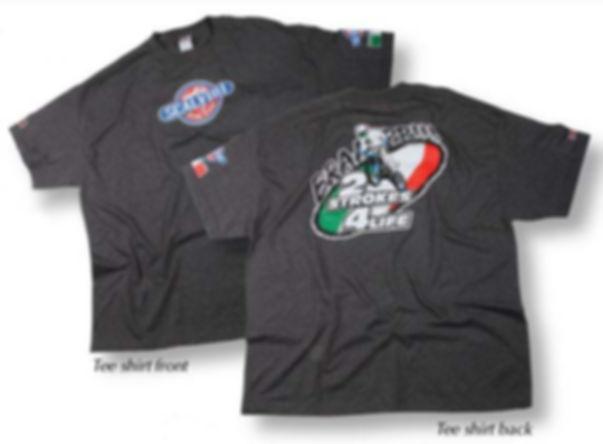 Scalvini 2-Stroke 4-Life Tee Shirt