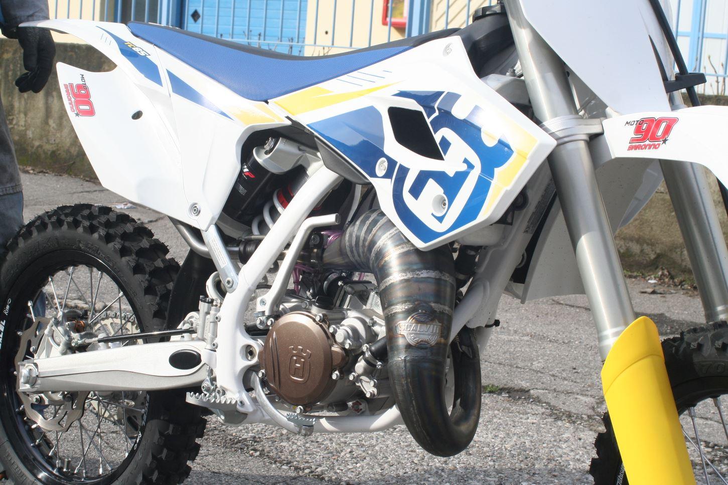 Scalvini Husky 2014 TC 85