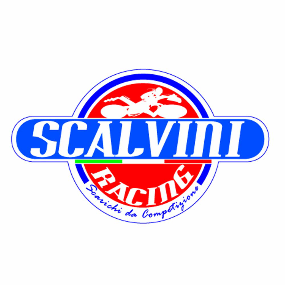 Scalvini Pipes USA Logo Honda