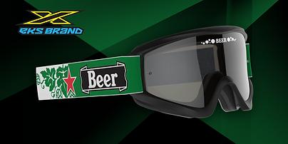 EKS-S Ltd. Ed. Dry Beer Goggles