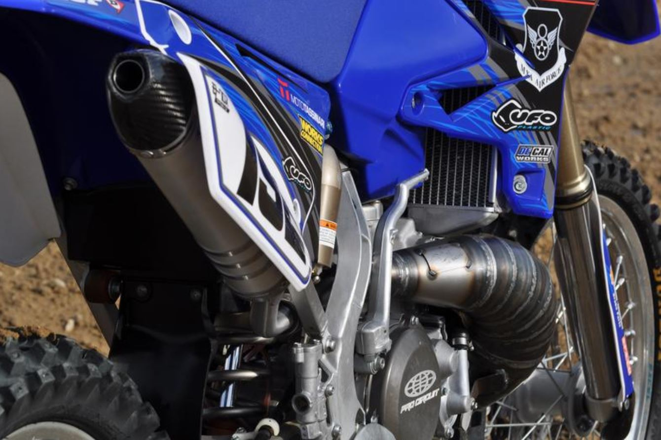 Scalvini Pipes USA YAMAHA YZ 250