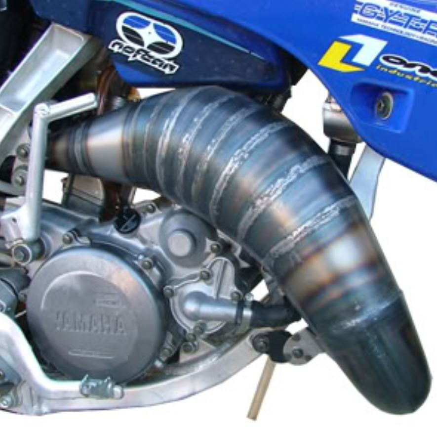 Suzuki Pipes USA YAMAHA YZ 125