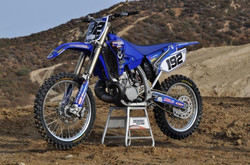 Scalvini Pipes USA YAMAHA YZ 250-3