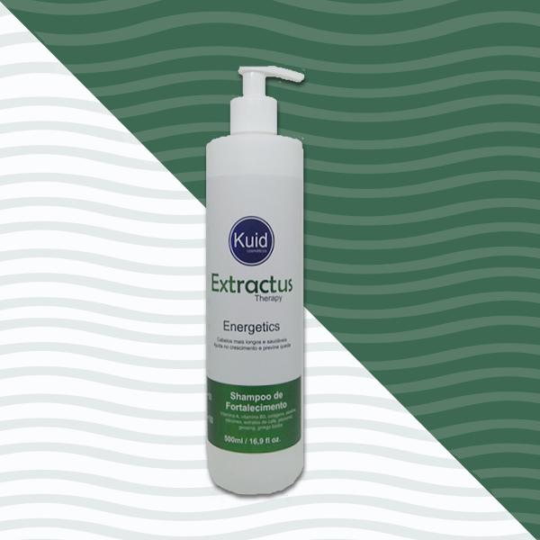 shampoo de fortalecimento