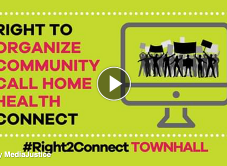 Right-to-Connect Townhall