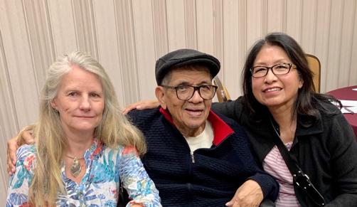 Shari Eppel, Dr. Juan Almendarez, Loris Taylor