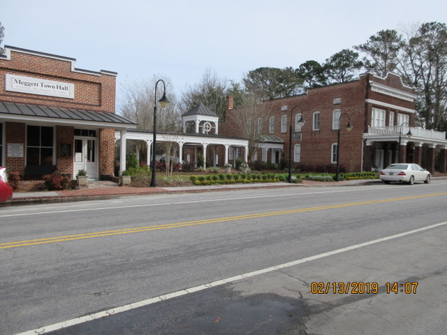 Meggett Town Hall