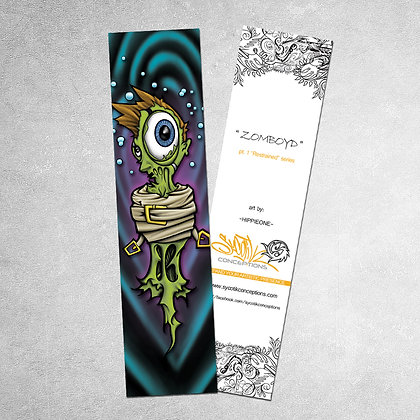 Zomboyd Bookmark