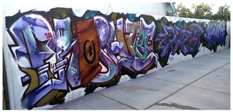 Prophet, Priest, King Production  (Left to right) Fre, Hippieone, Wes77  Indio, Ca