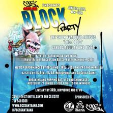 GCS Santa Ana Block Party