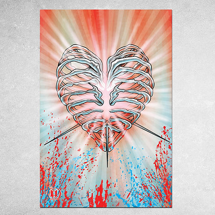 Love From Within Print