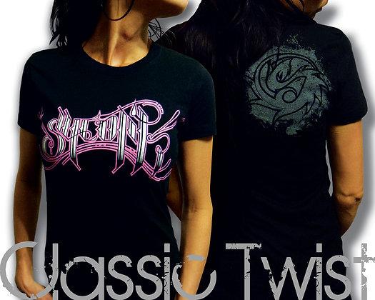 Classic Twist T-Shirt  #044